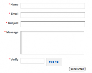 Testing Web Forms