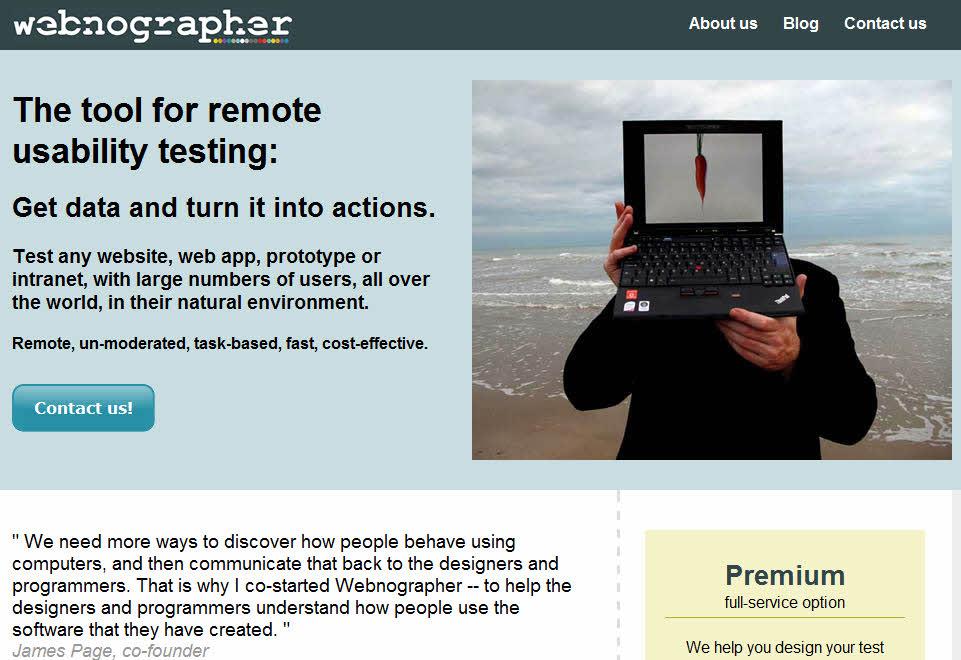 Webnographer