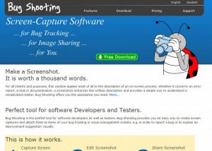 Screen Capture Software for Bug Tracking