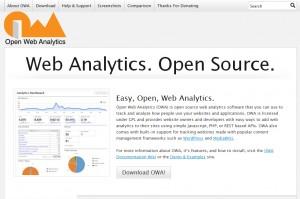 Open Source Web Analytics