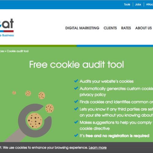 Attacat Cookie Audit Tool