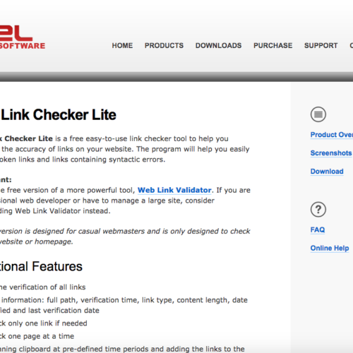 Link Checker Lite