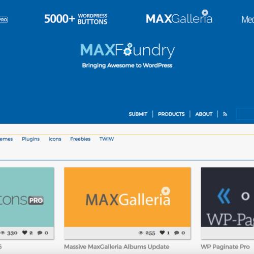 Max Foundry