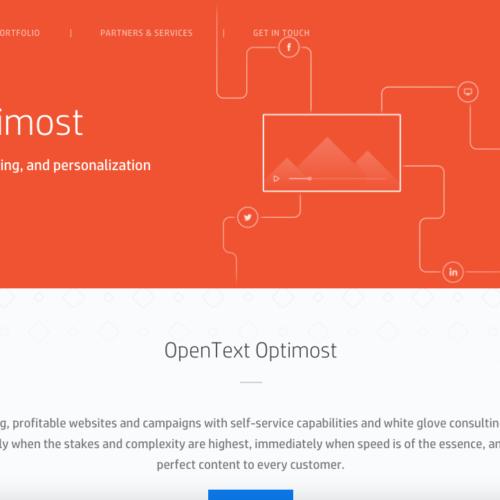 OpenText Optimost