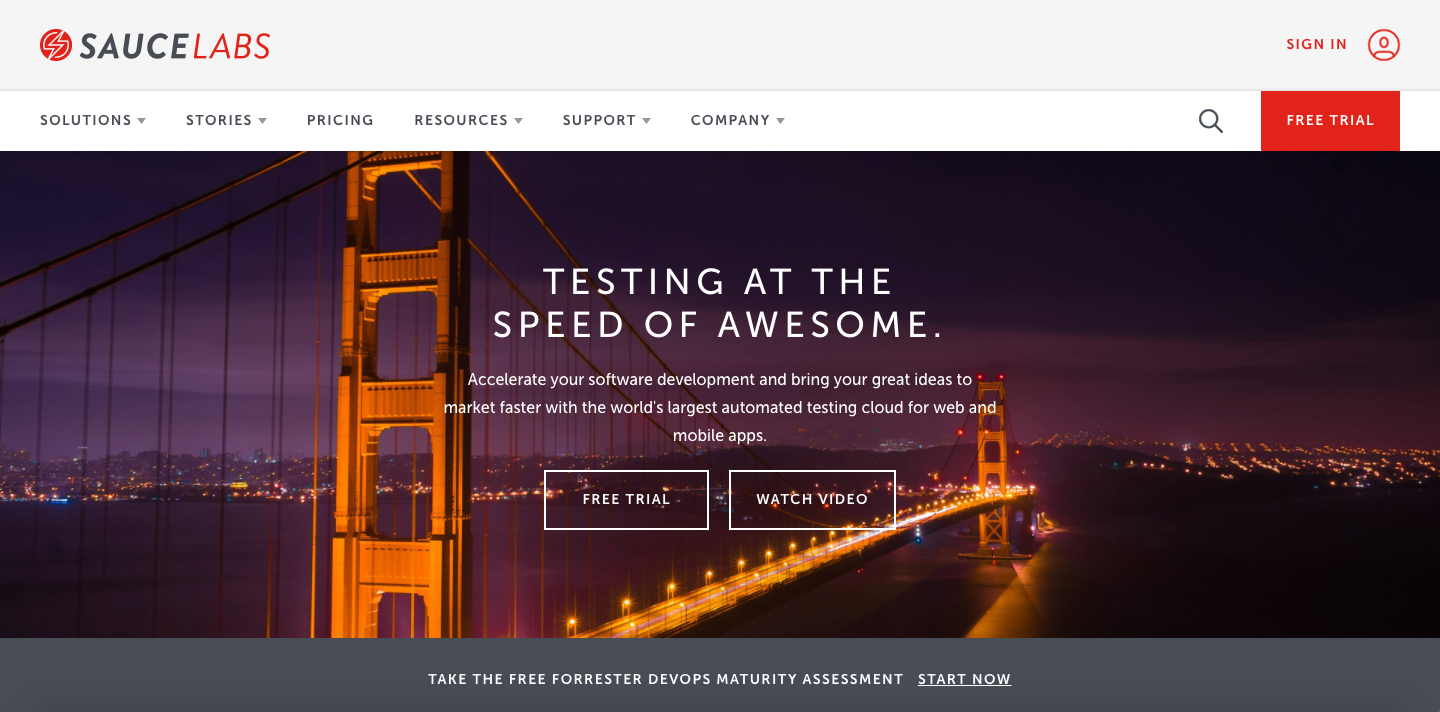 how to test a website using manual testing