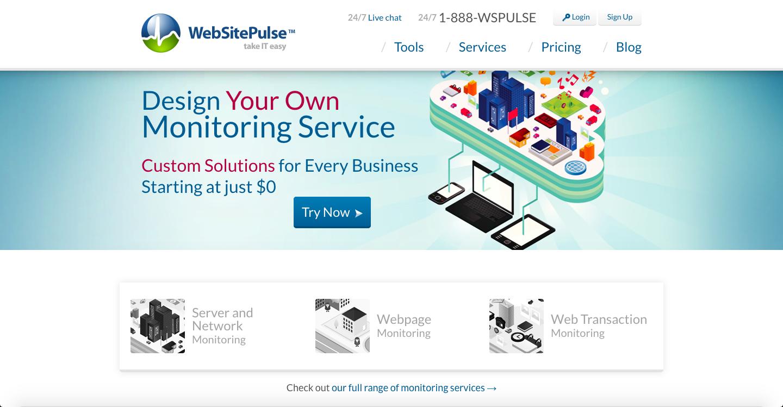 WebSitePulse