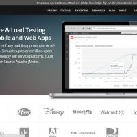 BlazeMeter load testing tool