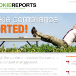 Cookie Reports - a solution for cookie compliance
