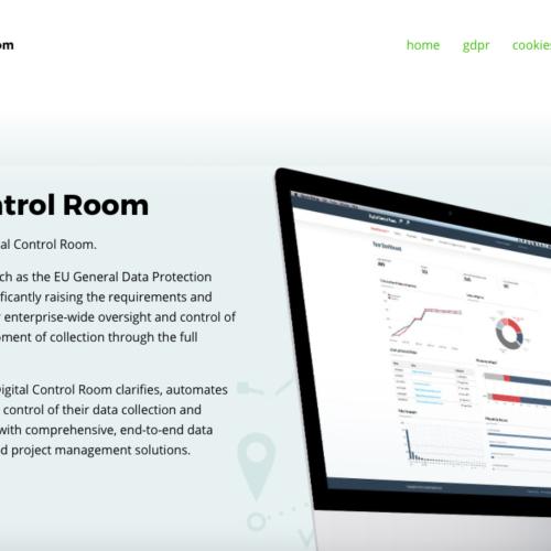 Digital Control Room