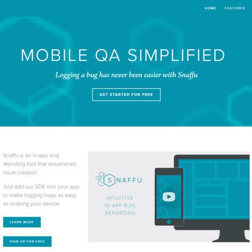 Snaffu - Mobile QA