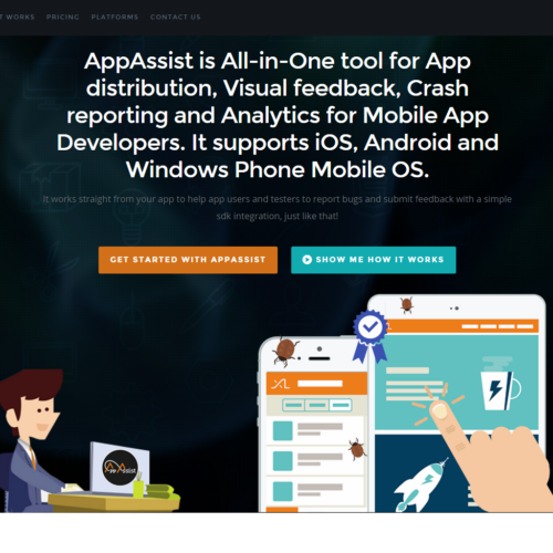 AppAssist - all in one mobile app tool