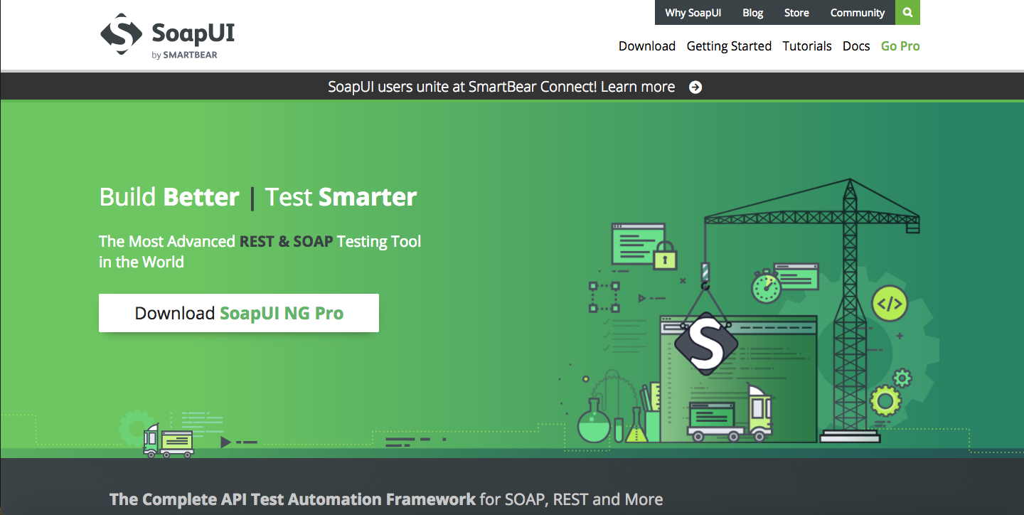 Soapui open source functional testing tool soapui baditri Images