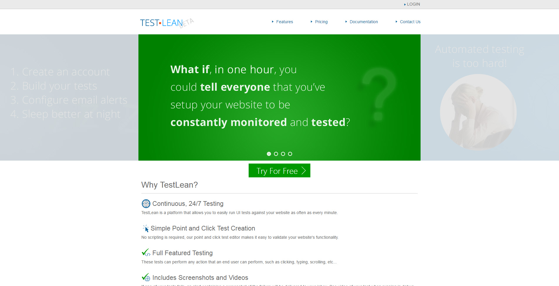 TestLean
