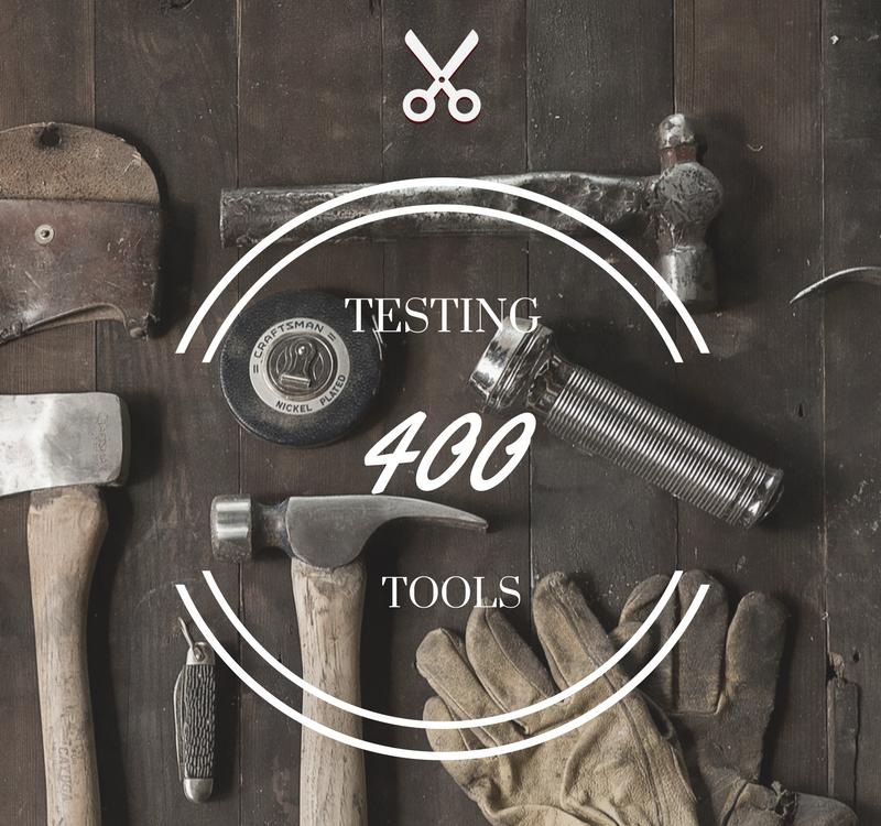 400 Testing Tools