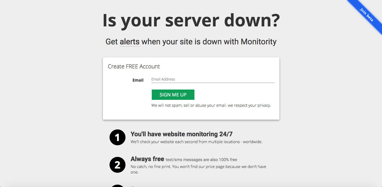 Monitority