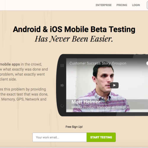 Mobile Testing Tools - 49 tools for testing on mobile devices