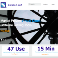 Solution-Soft home