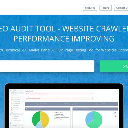 Seomator - SEO audit tool