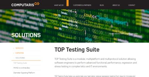 TOP Testing Suite
