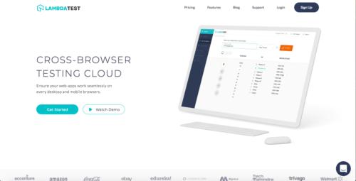 LambdaTest - cross browser testing tool