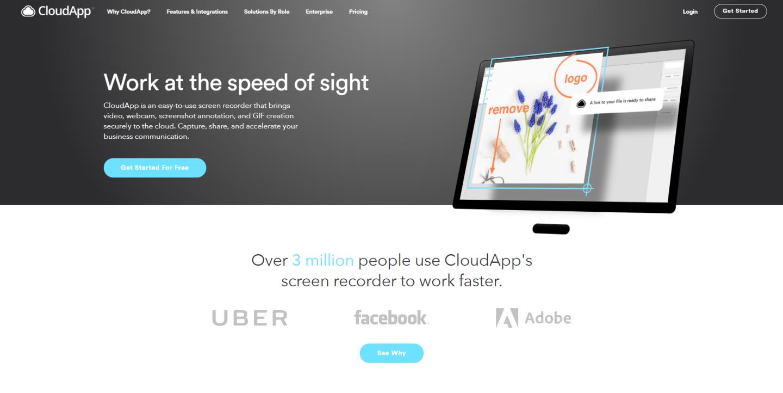 Cloudapp Launches Chrome Extension - Testing Web Sites
