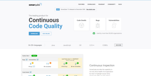 SonarQube - Continuous Code Quality