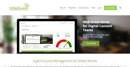Little Forest - Web Governance
