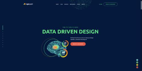 EyeQuant - Data Driven Design