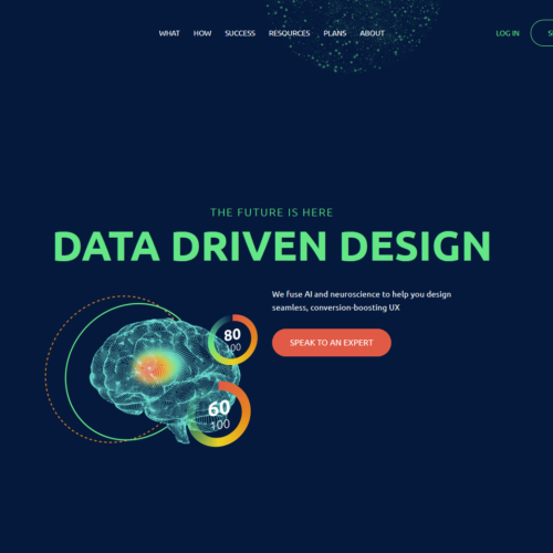 EyeQuant - Data Driven Design