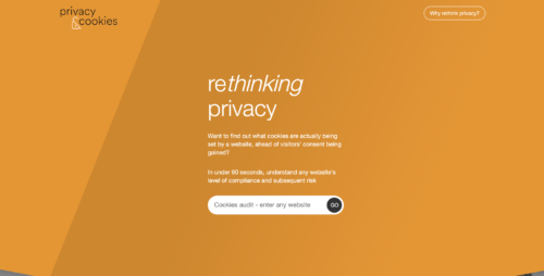 Privacy and Cookies